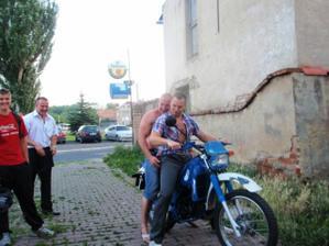 Přijel i Dalibor Janda...