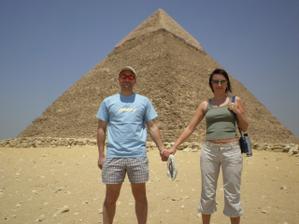 Svatební cesta - poznávačka Egypt! Fakt super...