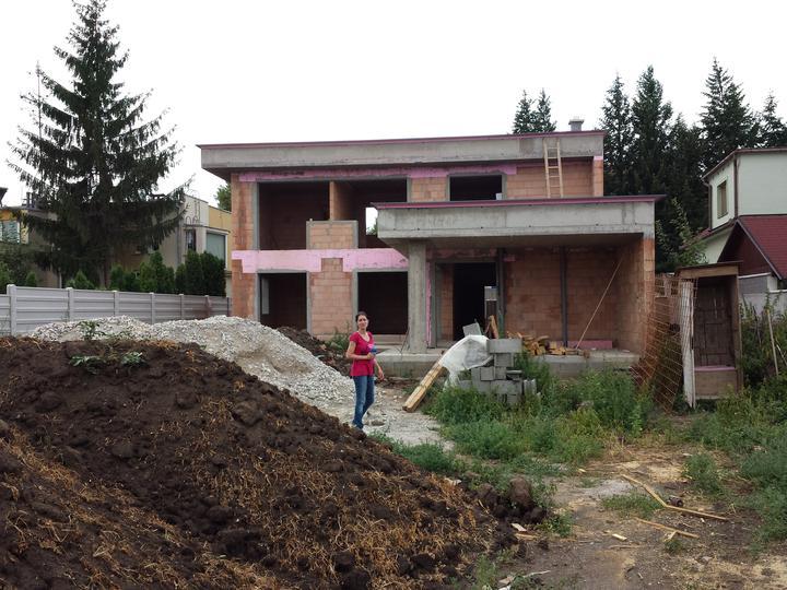 Domcek s rovnou strechou - Obrázok č. 23