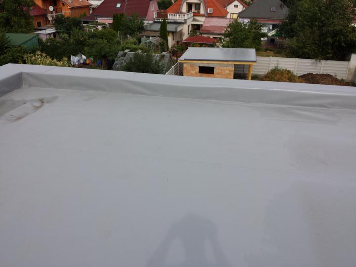 Domcek s rovnou strechou - Obrázok č. 27