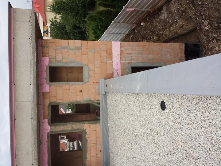 Domcek s rovnou strechou - Obrázok č. 30
