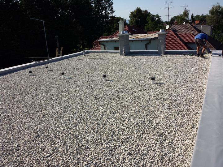 Domcek s rovnou strechou - Obrázok č. 32