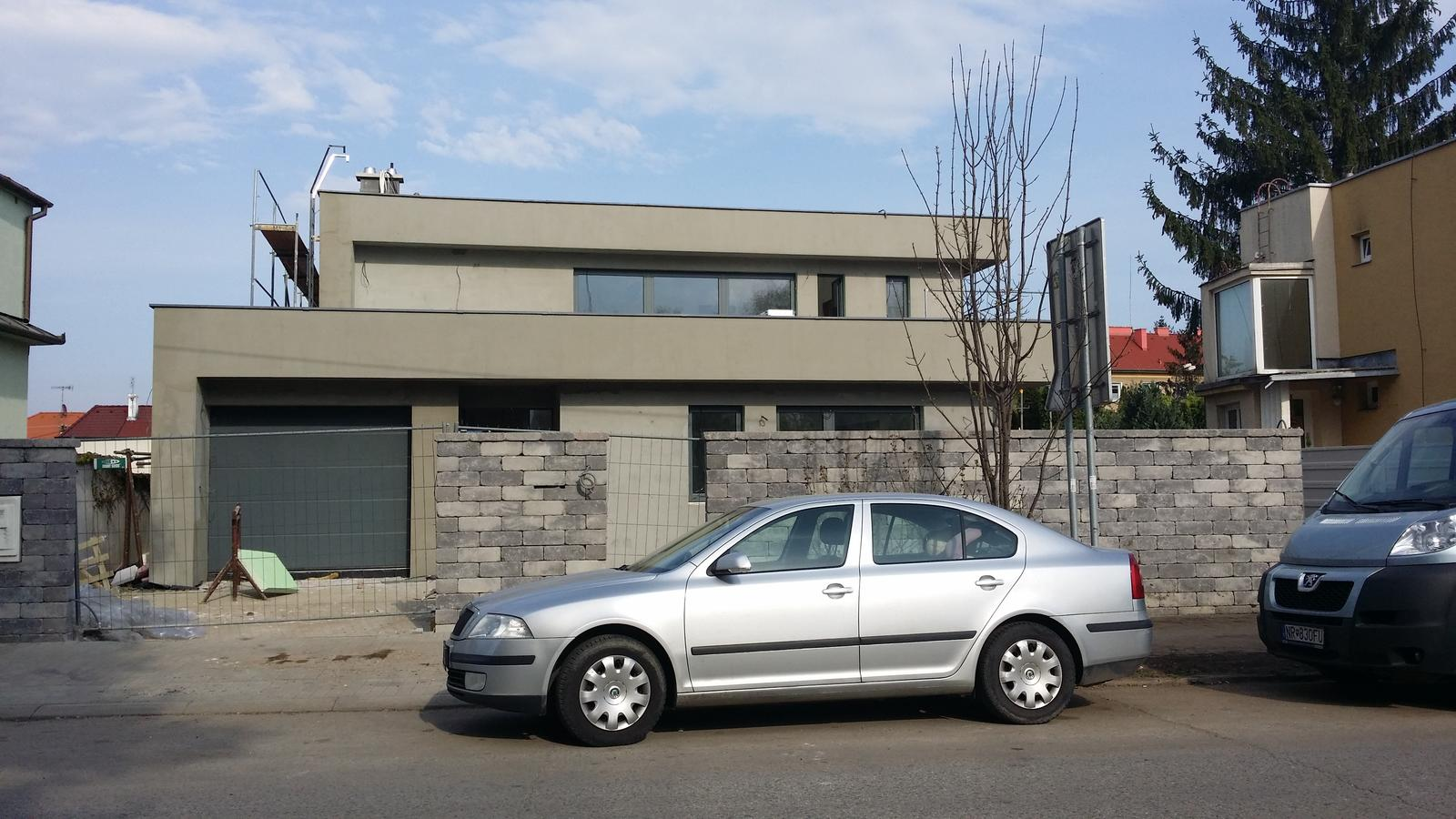 Domcek s rovnou strechou - Obrázok č. 60