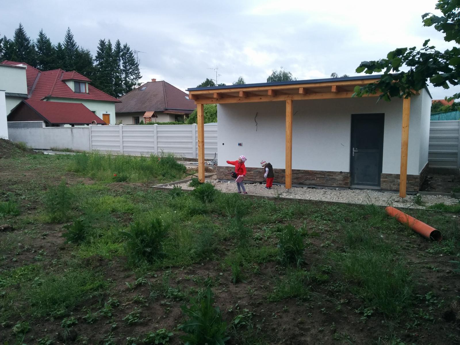 Domcek s rovnou strechou - Obrázok č. 82