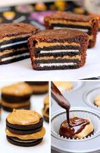 způsob jak využít oreo sušenky :-)