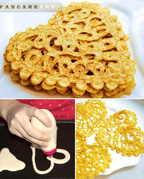 Všichni kdo rádi vaříme a tvoříme :-) - http://thecakebar.tumblr.com/post/17783664290/pancake-art-extra-tutorial-here