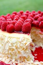 http://doughmesstic.com/2011/11/22/toasted-coconut-raspberry-cheesecakeand-a-giveaway/