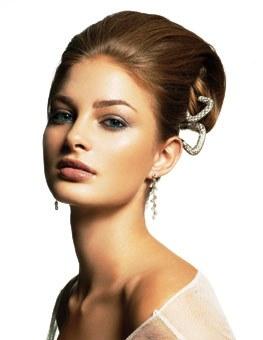Svatební make-up a účesy - Obrázek č. 24