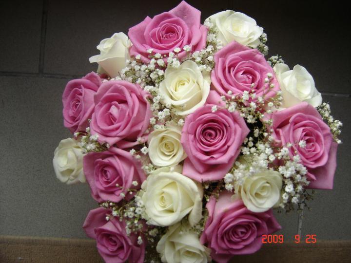 Výběr svatební kytice - Obrázek č. 4
