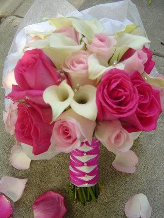 Výběr svatební kytice - Obrázek č. 1