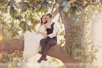 chtěla bych vidět fotky jak lezou na ten strom