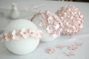 na toto je potrebne iba polystyrenova gula vykres, spendliky s farebnou hlavickou a dierkovac :) jednoduche a mile... :)