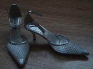 Tak to jsou mé střevíčky pro popelku :-))