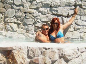 Náš honeymoon  jsme si užili....