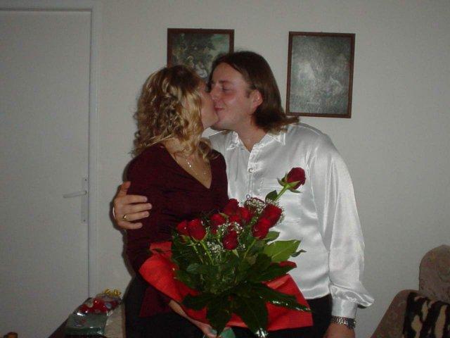 Stanka a Tibor - Zásnuby 29.10.2005