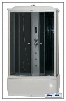 Bungalov 567 - s úpravou - Sprchový box - už je doma