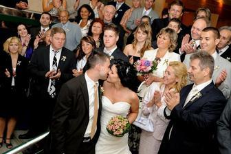 svadobní hostia