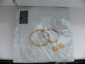 svatební ubrousky ( na koláčky )
