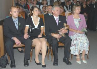 rodina od ženicha