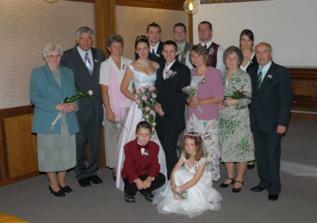naše veliká rodina