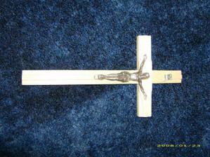 krížik do kostola - vyberala polovička