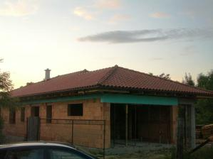 strecha je hotova