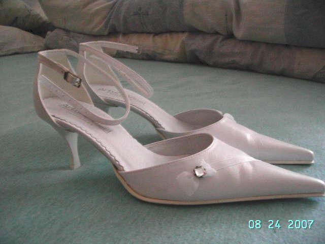 Čo už mám a akétaké predstavy - moje topánočky