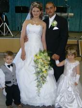 so synovcom Paťkom a sesternicou Eunikou