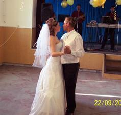 náš prvý tanček