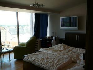 apartmá hotelu Arigone, kde proběhla svatební noc :-)