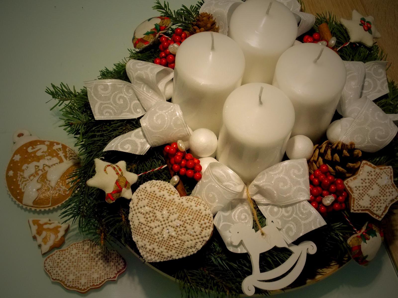 Vianočná vôňa a teplo domova. - Obrázok č. 1
