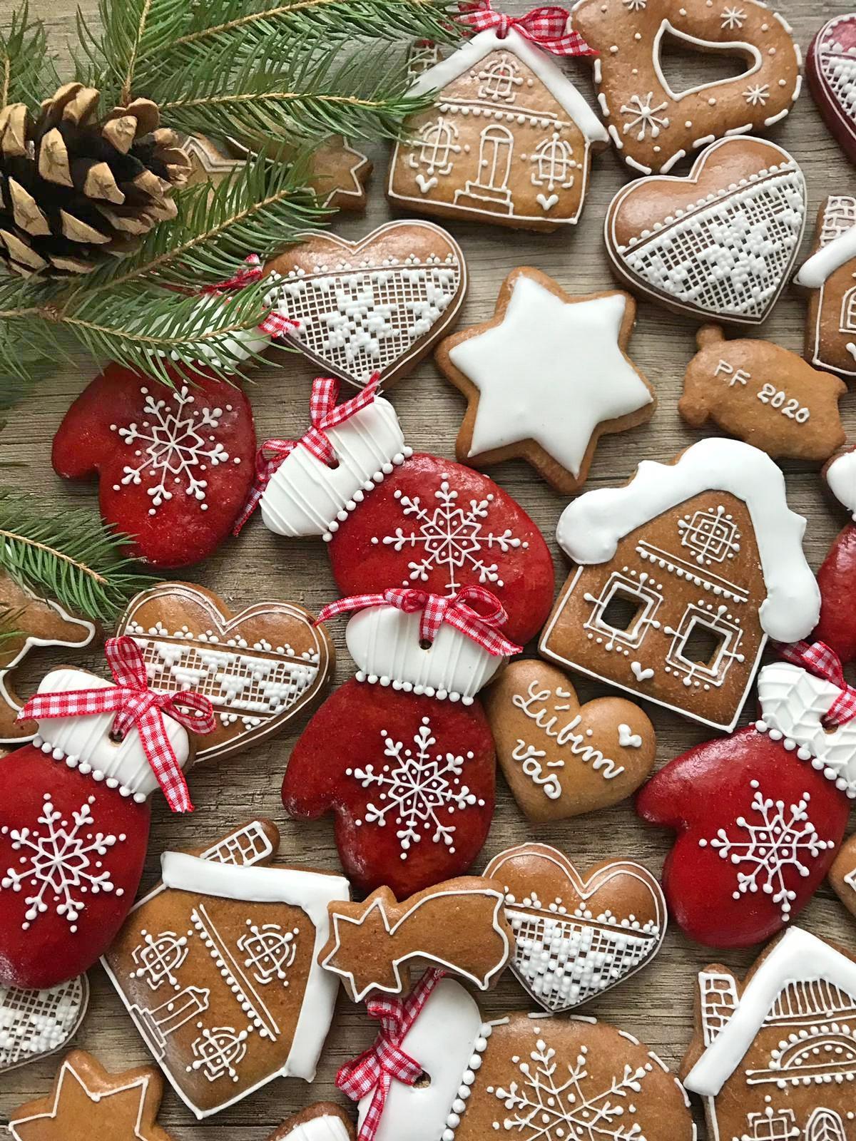 Čas vianočný u nás doma :) - S láskou vyrobené ....