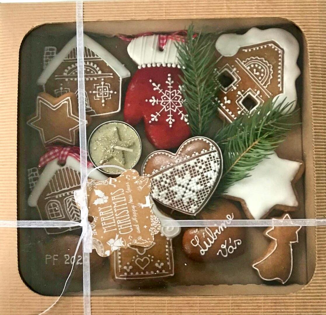 Čas vianočný u nás doma :) - ...s láskou darované :)