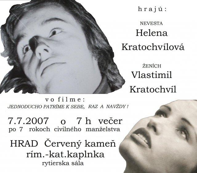 Hella Kratochvílová{{_AND_}}Vlastimil Kratochvíl - Obrázok č. 31