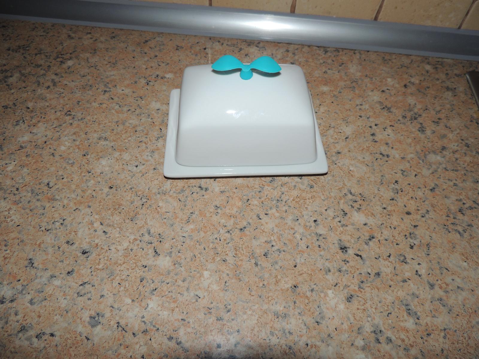 Keramická dóza na maslo - Dedra - Obrázok č. 1