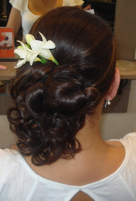 8th September 2012 - Potential Bridesmaid Style?