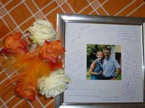 Naše svatební kniha