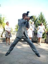 Nejvtipnější fotograf v akci