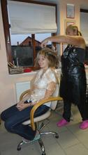 U kadeřnice, čarodějnice hadra  :-DDD