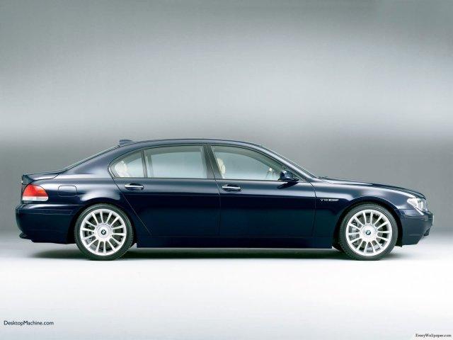 Andrejka a Peťko - Svadobné autíčko - sedmičkové BMW
