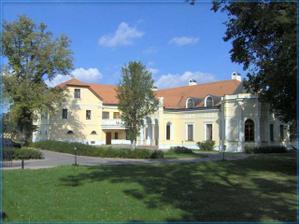 Miesto svadobnej hostiny - Kaštieľ v Jaslovských Bohuniciach
