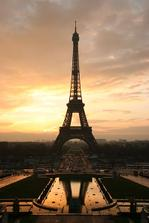 Paríž - svadobná cesta - apríl 2008