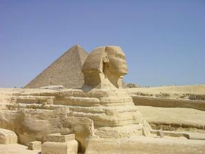 Egypt - svadobná cesta - máj 2008