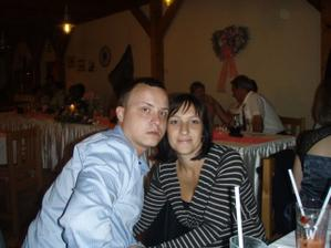 moj brat s manzelkou, ktorych mam velmi rada
