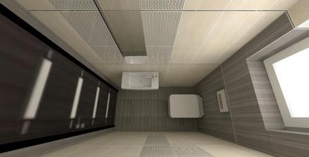 Vizualizácia wc