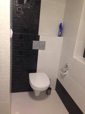 Kúpeľňa a wc horné