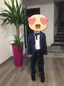 Luxusný oblek, otec syn mama dcera, 110