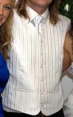Vesta s francúzskou kravatou, 52