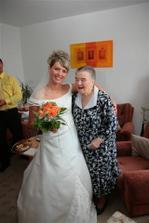 s babičkou Miladou