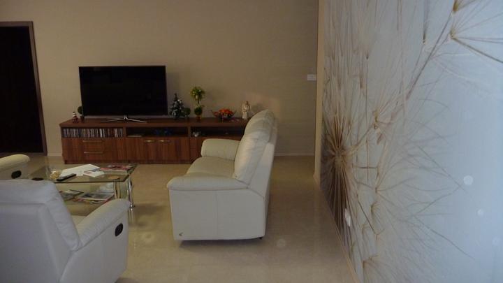 4 izbový byt v Dúbravke - Obývacia izba